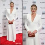 Margot Robbie  In Calvin Klein Collection At The 2016 IFP Gotham Independent Film Awards