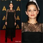 Marion Cotillard In Christian Dior At The Nocturnal Animals LA Premiere