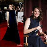 Marion Cotillard  In Christian Dior  Couture  At  Allied LA fan event