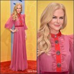 Nicole Kidman In Gucci AT The 50TH CMA Awards