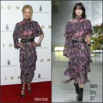 N​icole Kidman  In Rodarte At The Lion Movie New York Premiere