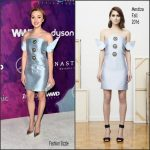 Peyton List In Mestiza   At 2016  StyleMakers Awards