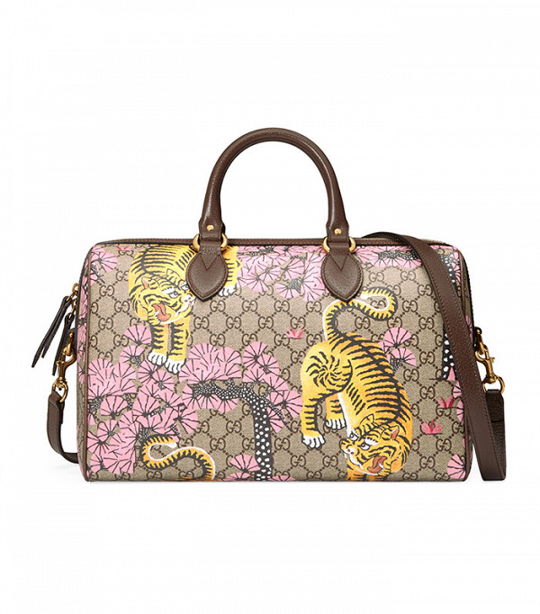 Gucci Bengal Top Handle Bag ($1,850)