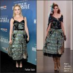 "Bella Heathcote  In Marc Jacobs  At  ""Man In The  High Castle"" Season 2 LA Premiere"