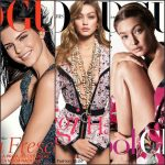 Gigi Hadid , Kendall Jenner & Bella  Hadid  Are The Top Models Of 2016