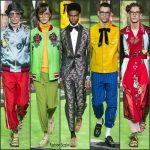 Gucci Menswear S/S 2017