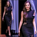 Hailee Steinfeld  In N12H  On The Tonight Show Jimmy  Fallon