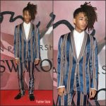Jaden Smith  In Gucci  at the 2016 British Fashion Awards