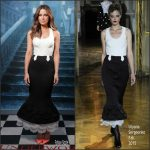 "Kate Beckinsale in  Ulyana Sergeenko At The "" Underworld  Blood Wars"" London Photocall"