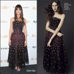 "Katie Holmes In Zac Posen At The  ""All We Had""  New York Screening"