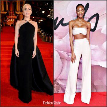 lady-gaga-jourdan-dunn-in-brandon-maxwell-at-the-2016-british-fashion-awards