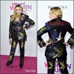 Madonna  In Gucci At  The 2016  Billboard Women In Music  Event