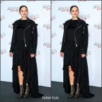 "Marion Cotillard In Martin Grant At The  ""Assassins Creed""  Berlin Photocall"