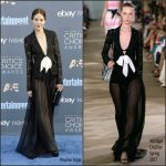 Michelle Monaghan In Monique Lhuillier At The 2016 Critics Choice Awards