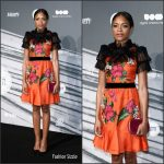 Naomie Harris in Gucci at the 2016 British Independent Film Awards