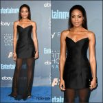 Naomie Harris  In Stella McCartney  At The 2016 Critics Choice Awards