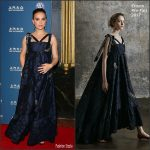Natalie Portman  In Erdem  At The Huading Global Film Awards 2016 in LA