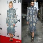 Nicole Kidman  In Erdem At The 'Lion' Sydney Premiere