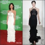 "Olivia Munn  In Jonathan Simkhai  At The ""Office Christmas Party"" LA Premiere"