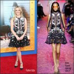 "Reese Witherspoon In Elie Saab At ""Sing"" LA Premiere"