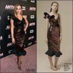 "Rita Ora  In Johanna Ortiz  At ""America's Next Top Model""  Premiere Party In NY"