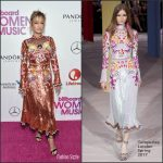 Rita Ora  In Temperley London At The 2016  Billboard Women In Music  Event