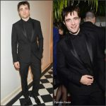 Robert Pattinson  In Dior Homme At GQ & Dior Homme  2016 GQ Men of the Year Party