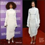 "Solange Knowles  In Paula Knorr  At  The ""Ailey  And Jazz "" Opening  Night Gala In New York"