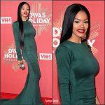 "Teyana Taylor In Jason Boateng  "" At VH1 DIVAS: Unsilent Night Event"