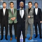 The 2016 Critics Choice Awards Redcarpet Menswear