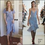 Zoey Deutch  In Altuzarra  At Why Movie LA Press Day