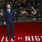 Ben Affleck In  Dolce & Gabbana At The 'Live By Night'  London Premiere