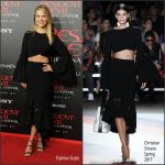 Ali Larter  In Christian Siriano At The Resident Evil: The Final Chapter LA Premiere