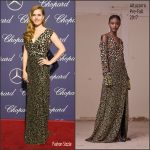 Amy Adams  In Altuzarra At  Palm Springs Film Festival Film Awards Gala