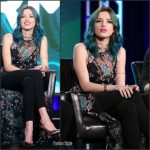 Bella Thorne  At 'Famous in Love' Panel at TCA Winter Tour in Pasadena
