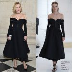Diane Kruger In Christian Dior  Couture  At Christian Dior  Haute  Couture  S/S 2017 Paris Fashion Show