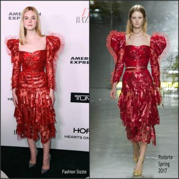 elle-fanning-in-rodarte-at-the-harpers-bazzar-150-most-fashionable-women-celebration-700×700