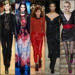 Fashion Trends At Paris Fashion Week Fall 2016