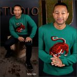 John Legend In Gucci At Sundance Film Festival  In  Utah