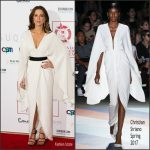 Kate Beckinsale In Christian Siriano  At The London Critics' Circle Film Awards