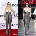 Kristen Bell  In Rasario At The  People's Choice Awards 2017