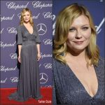 Kirsten Dunst  In Ralph and Russo At  Palm Springs Film Festival Film Awards Gala