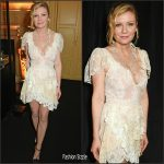Kirsten Dunst In Vintage Christian Lacroix Couture – Chopard Presents The Garden Of Kalahari