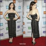 Lily Collins In Alberta Ferretti At The 2017  Artios Awards