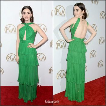 lily-collins-in-emanuel-ungaro-at-the-28th-annual-producers-guild-awards-700×700