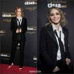 "Lily-Rose Depp In Chanel At The  ""CESAR REVELATIONS "" Paris Photocall"