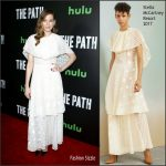 Michelle Monaghan  In Stella McCartney  At The Path On Hulu's Season 2 LA  Premiere