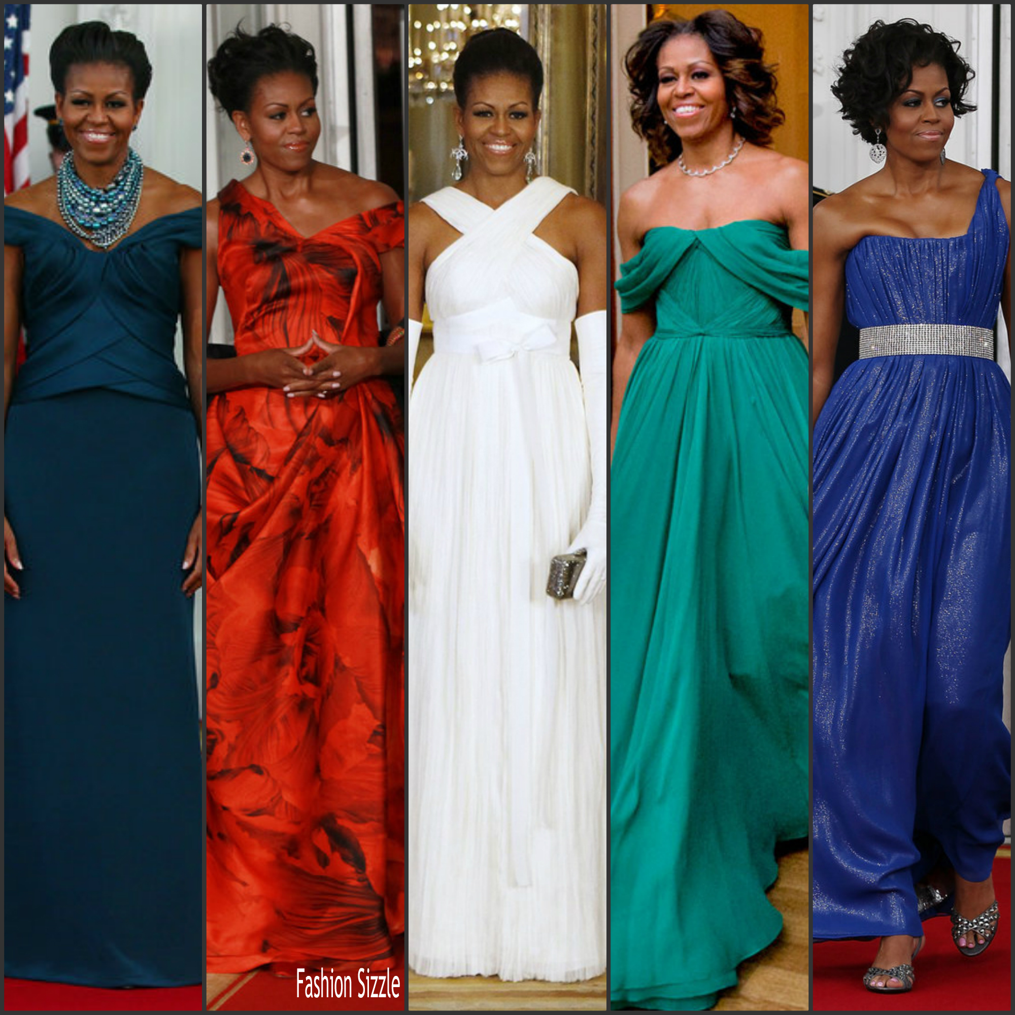 Michelle Obama s Best Looks Ever m 53