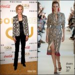Nicole Kidman  In Altuzarra  At  Gold Meets Golden Event In LA