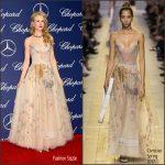 Nicole Kidman In Christian  Dior At Palm Springs Film Festival Film Awards Gala
